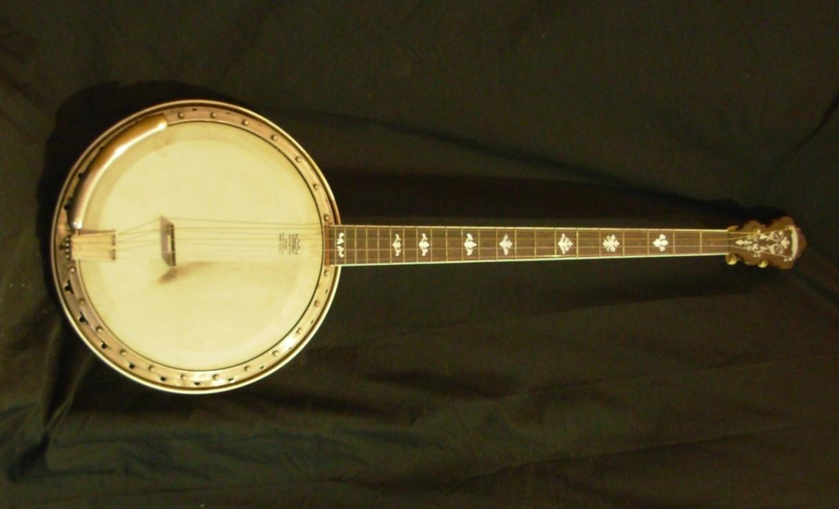 vintage banjos for sale. Black Bedroom Furniture Sets. Home Design Ideas